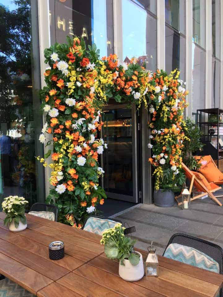Aperol Spritz: A Taste Of Summer At The Anthologist