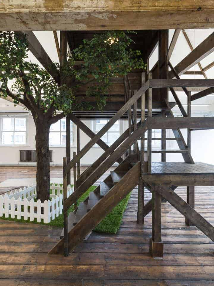 Bruntwood Tree House