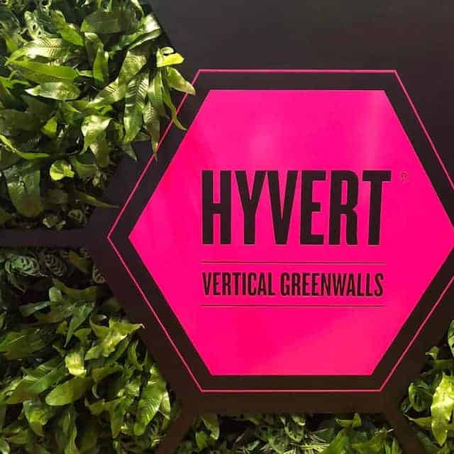 Super-stylish launch for HYVERT at FuturebuildNow, London