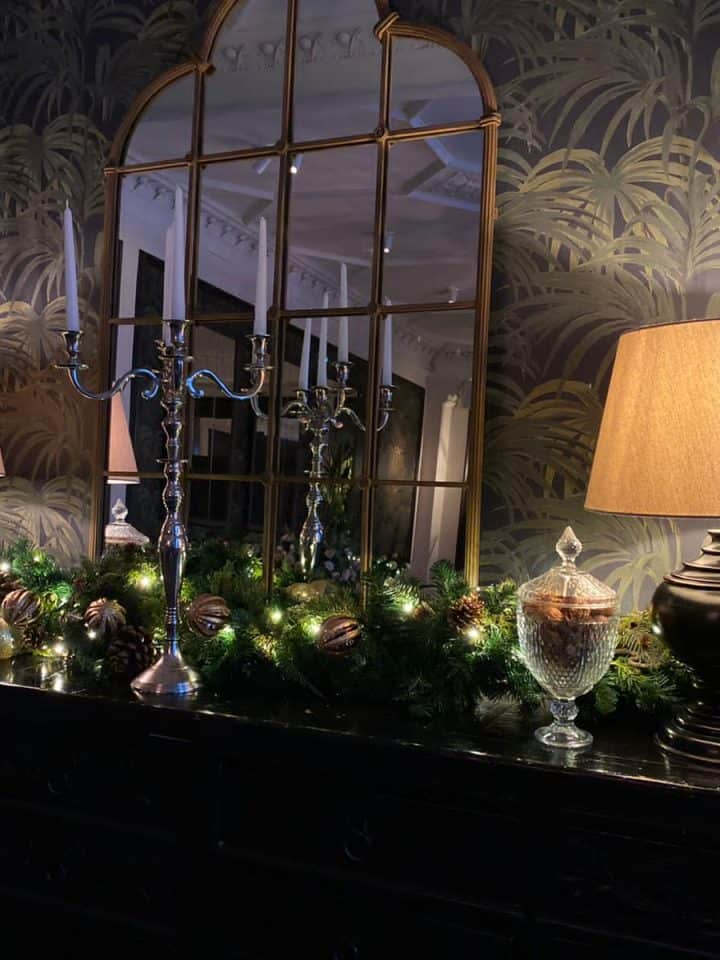 Festive Opulence at Grand Pacific
