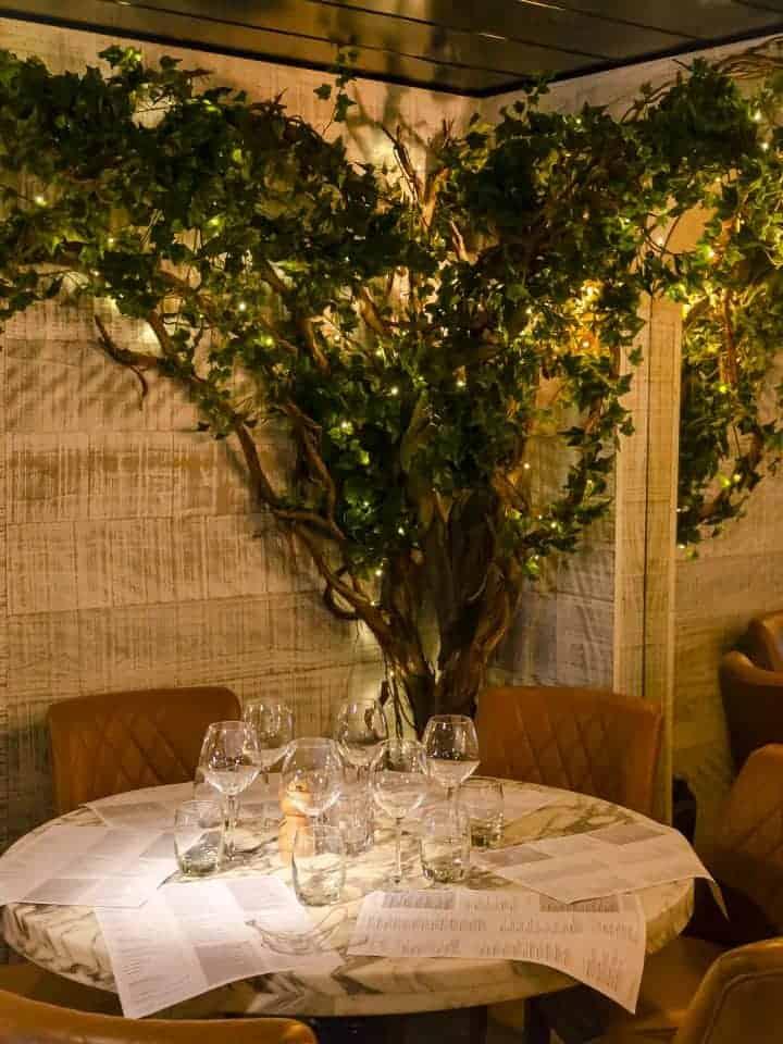 Cibo Restaurant – Hale