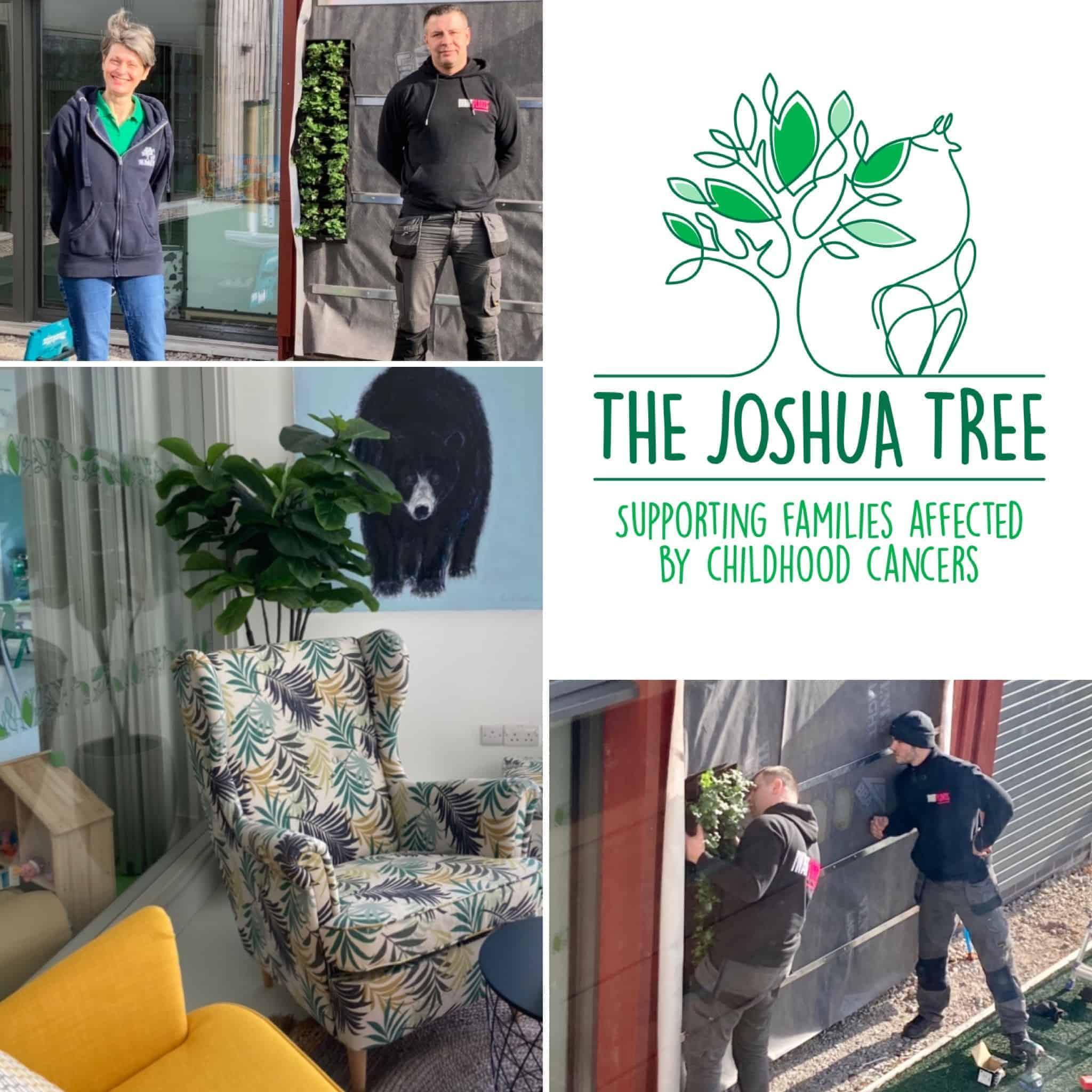 I Want Plants and The Joshua Tree